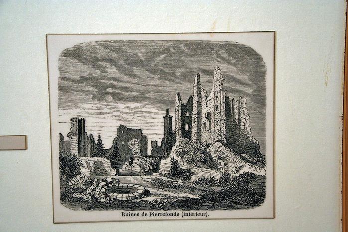 Замок Пьерфон ( фр. Chateau de Pierrefonds ) 75389