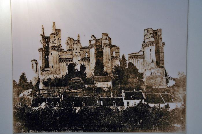 Замок Пьерфон ( фр. Chateau de Pierrefonds ) 90987