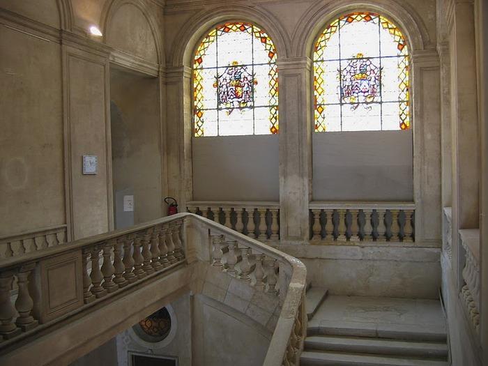 Замок Ла Рош-Гюйон (La Roche-Guyon) 43620