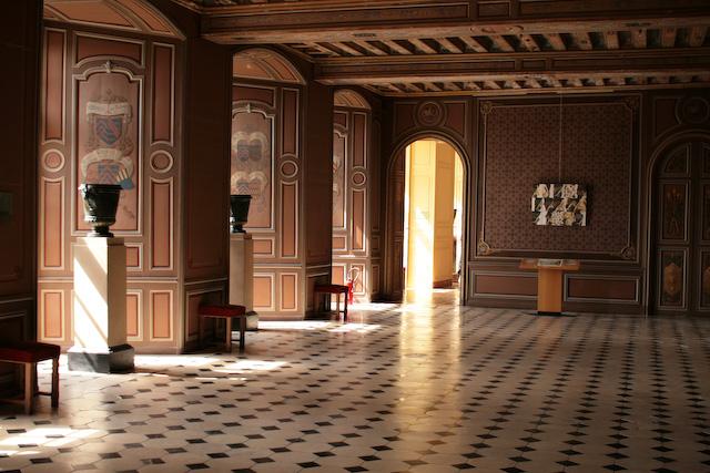 Замок Ла Рош-Гюйон (La Roche-Guyon) 53992