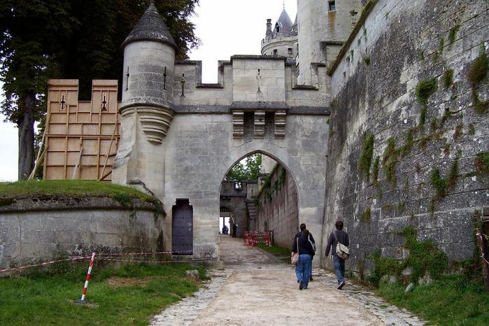 Замок Пьерфон ( фр. Chateau de Pierrefonds ) 36878