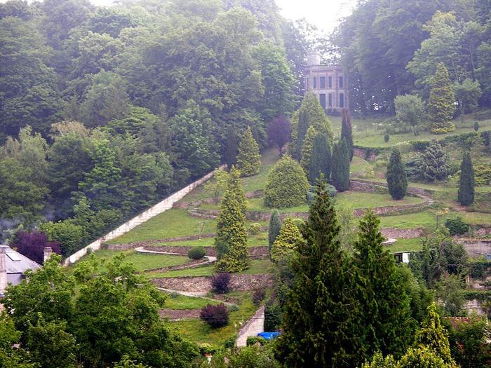 Замок Пьерфон ( фр. Chateau de Pierrefonds ) 23014