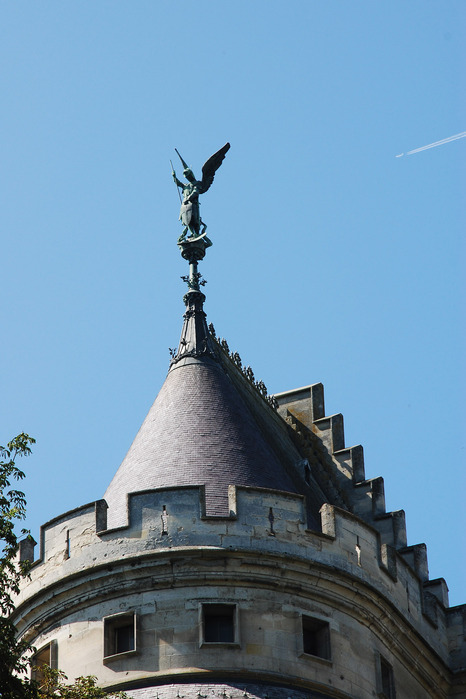 Замок Пьерфон ( фр. Chateau de Pierrefonds ) 20852
