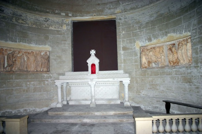 Замок Ла Рош-Гюйон (La Roche-Guyon) 45852
