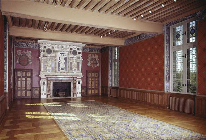 Замок Экуан он же музей Ренессанса 33357