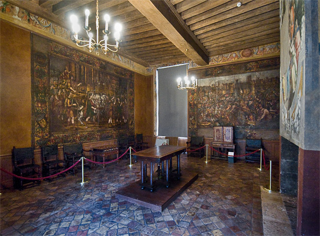 Замок Экуан он же музей Ренессанса 64379
