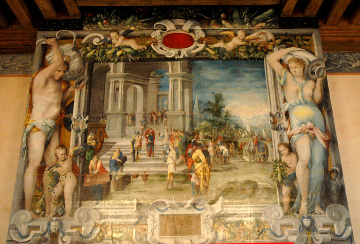 Замок Экуан он же музей Ренессанса 50330