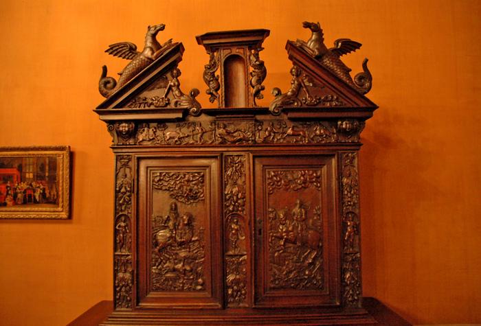 Замок Экуан он же музей Ренессанса 91435