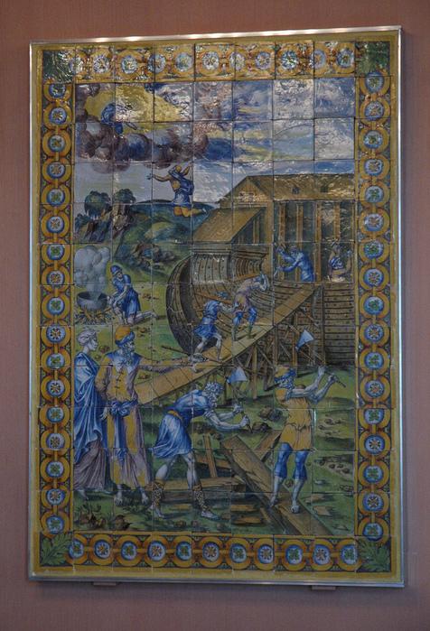 Замок Экуан он же музей Ренессанса 31693