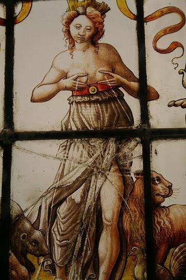 Замок Экуан он же музей Ренессанса 80877