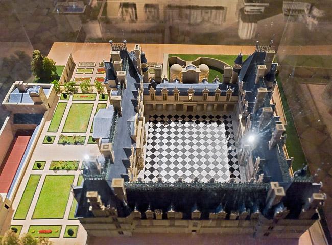 Замок Экуан он же музей Ренессанса 76300