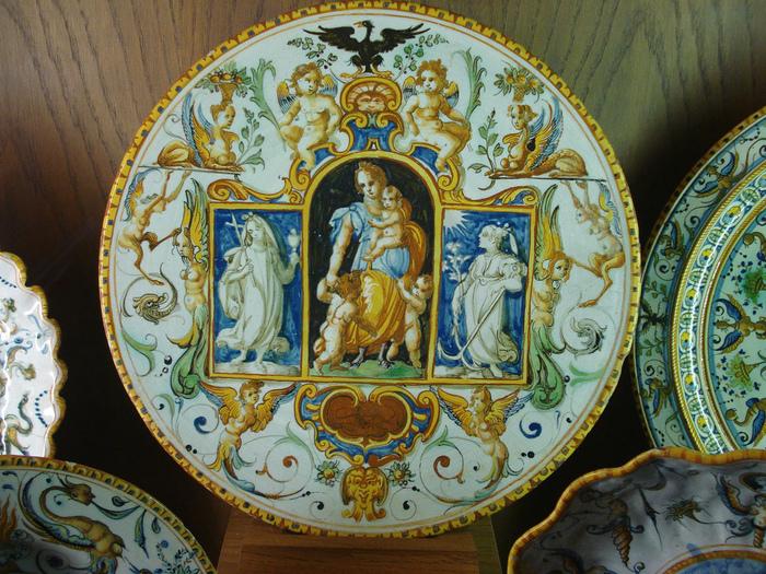 Замок Экуан он же музей Ренессанса 27188