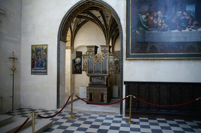 Замок Экуан он же музей Ренессанса 92421