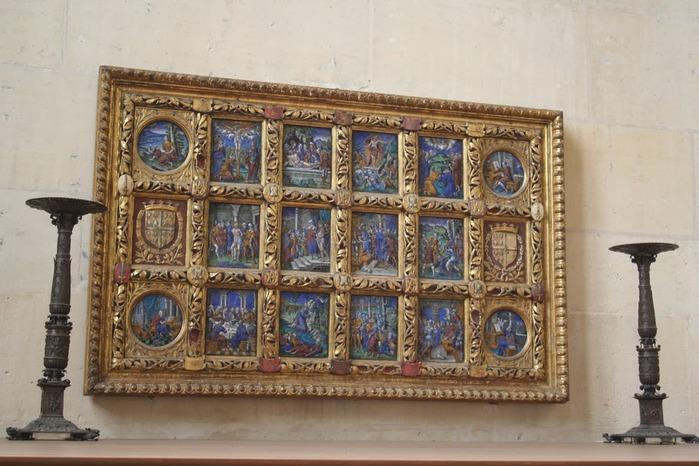 Замок Экуан он же музей Ренессанса 61003