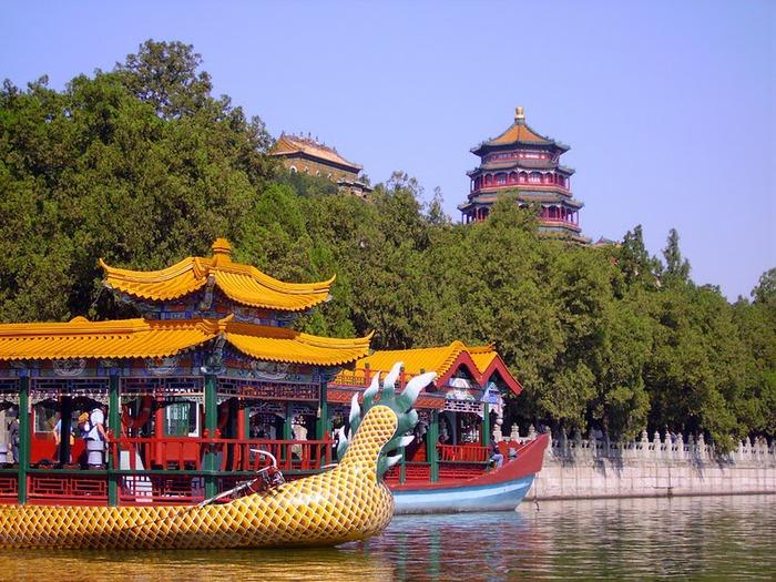 Пекин - Летний дворец императрицы 83443