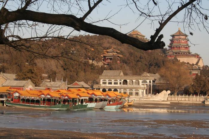 Пекин - Летний дворец императрицы 38745