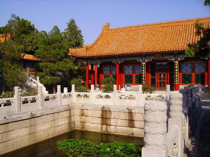 Пекин - Летний дворец императрицы 12080