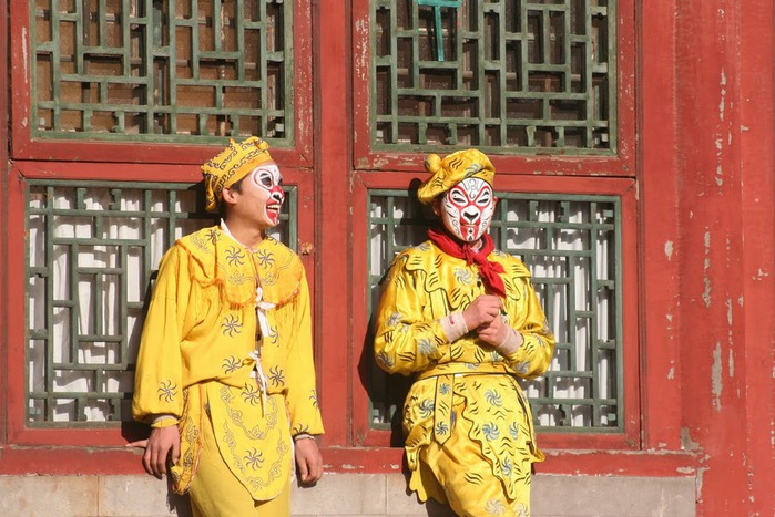 Пекин - Летний дворец императрицы 69695