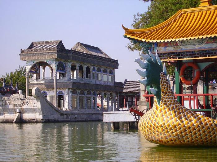 Пекин - Летний дворец императрицы 83654