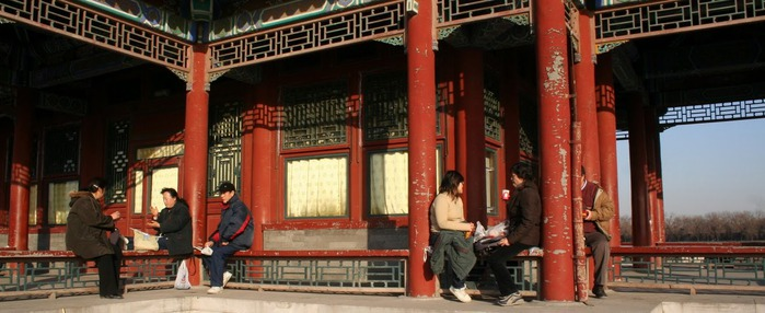 Пекин - Летний дворец императрицы 42585