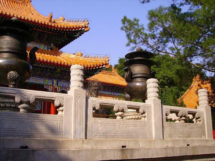 Пекин - Летний дворец императрицы 15763