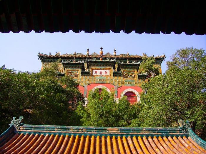 Пекин - Летний дворец императрицы 80691