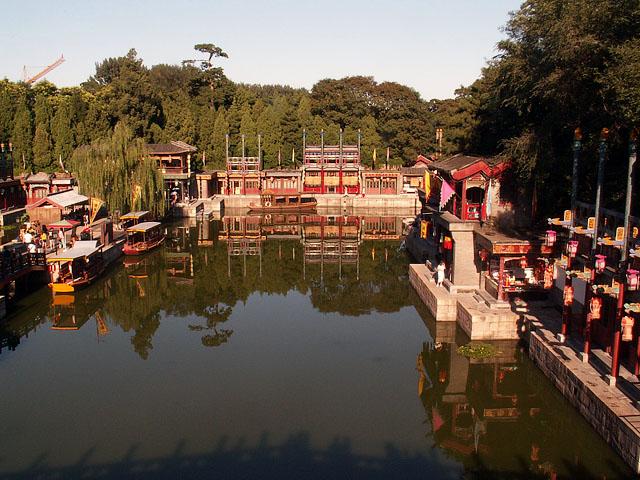 Пекин - Летний дворец императрицы 51545