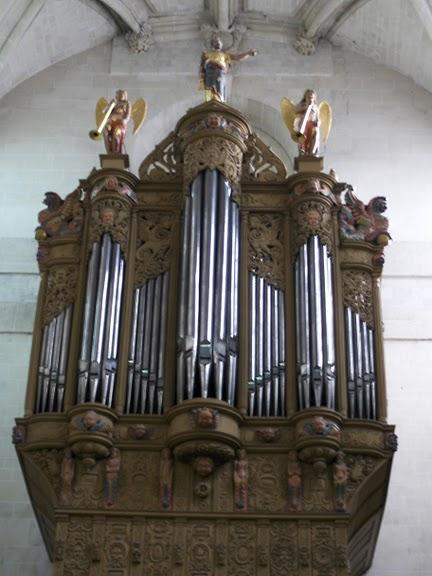 La chapelle royale de Dreux-Королевская капелла в Дрё 84908