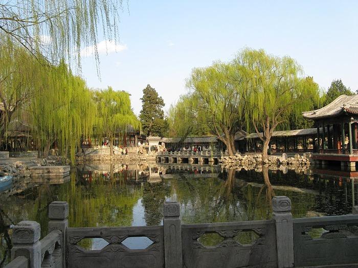 Пекин - Летний дворец императрицы 72073