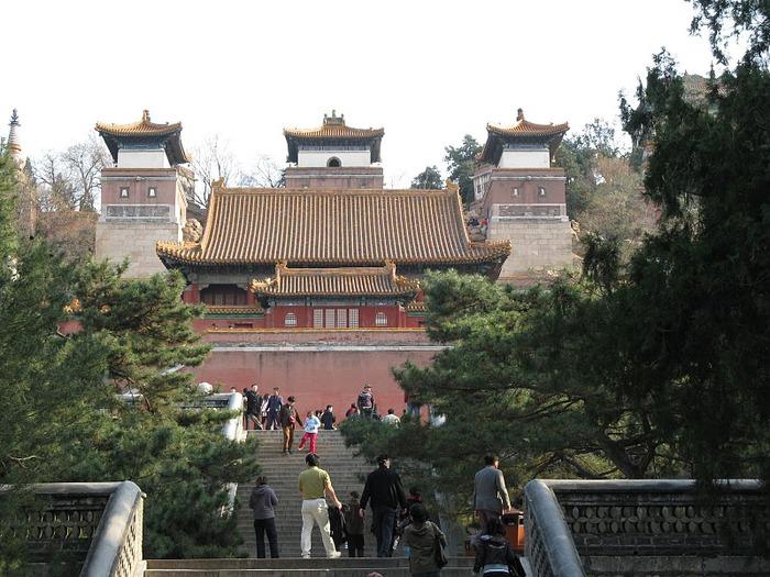 Пекин - Летний дворец императрицы 97759