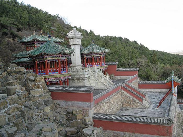 Пекин - Летний дворец императрицы 74019
