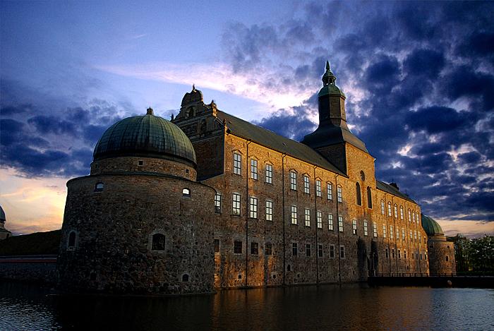 Замок Вадстена (Vadstena) и монастырь Святой Биргитты 56480