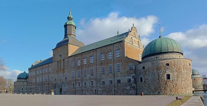 Замок Вадстена (Vadstena) и монастырь Святой Биргитты 84531