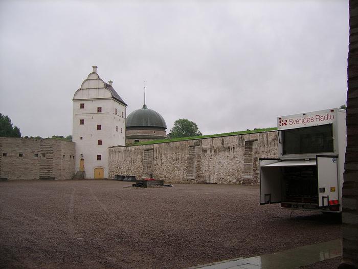 Замок Вадстена (Vadstena) и монастырь Святой Биргитты 64635