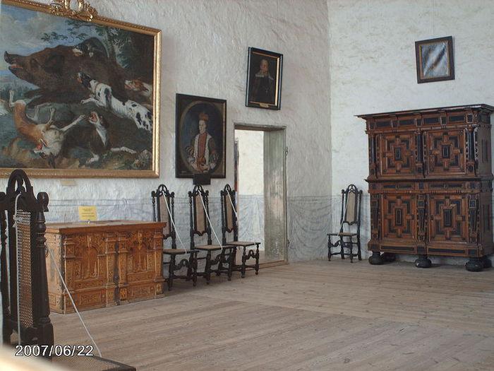 Замок Вадстена (Vadstena) и монастырь Святой Биргитты 17732