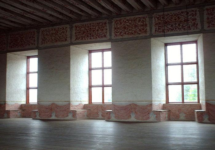 Замок Вадстена (Vadstena) и монастырь Святой Биргитты 52090