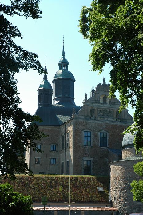 Замок Вадстена (Vadstena) и монастырь Святой Биргитты 94636