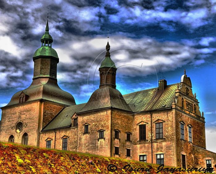 Замок Вадстена (Vadstena) и монастырь Святой Биргитты 68332
