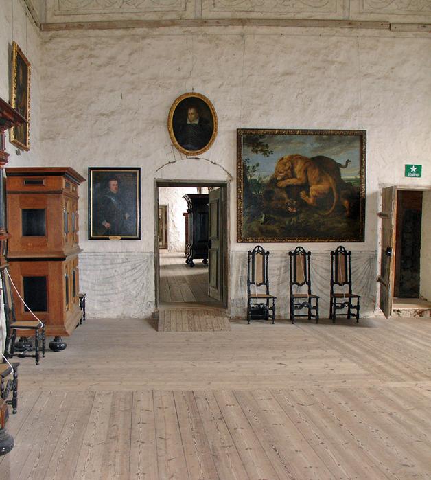 Замок Вадстена (Vadstena) и монастырь Святой Биргитты 29054