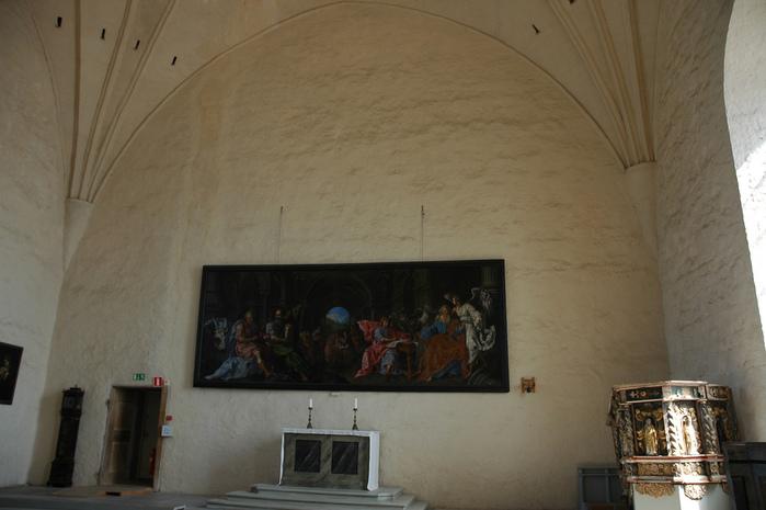 Замок Вадстена (Vadstena) и монастырь Святой Биргитты 83489