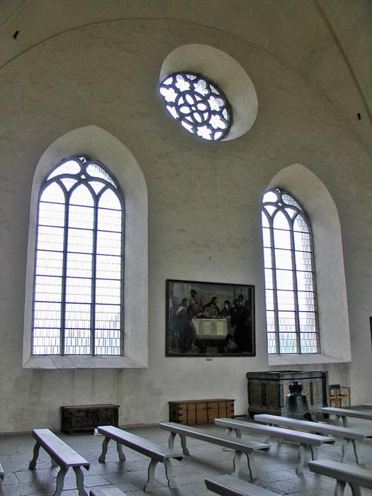 Замок Вадстена (Vadstena) и монастырь Святой Биргитты 42796