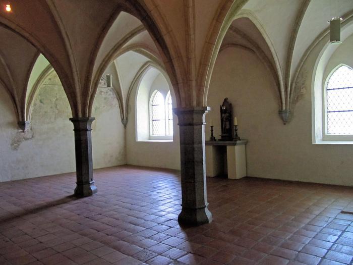 Замок Вадстена (Vadstena) и монастырь Святой Биргитты 30543