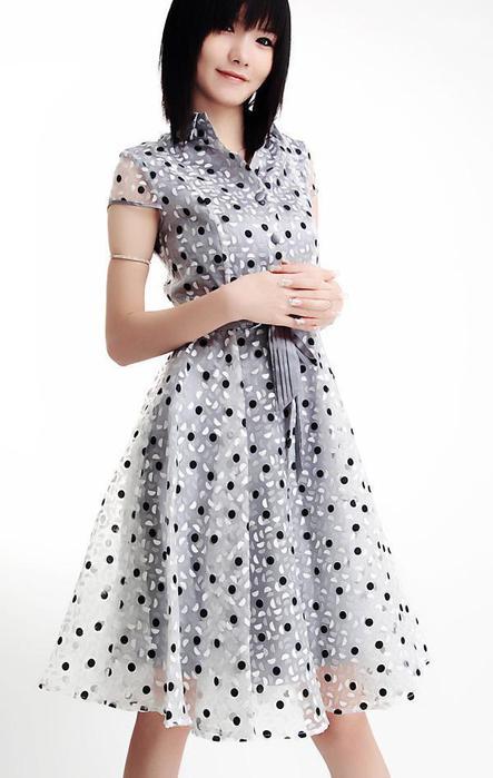 Копия платье шанель