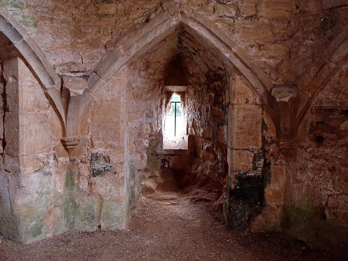 Замок Бодиам (Bodiam) - Графство Сассекс 45919