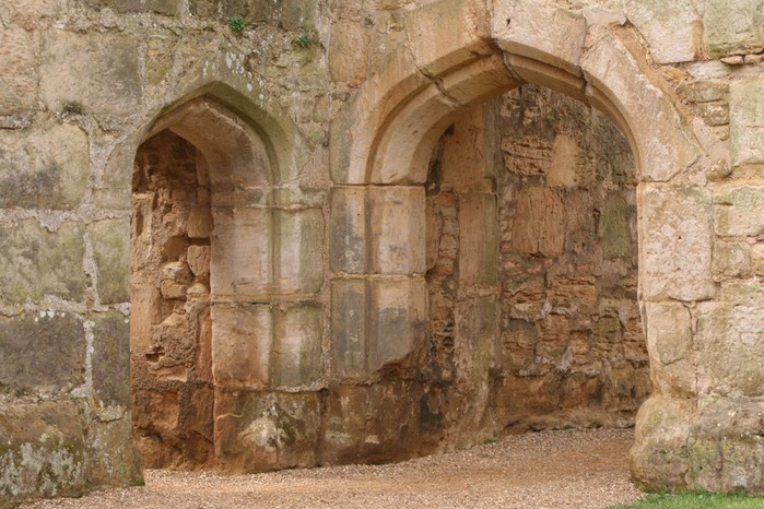 Замок Бодиам (Bodiam) - Графство Сассекс 24773