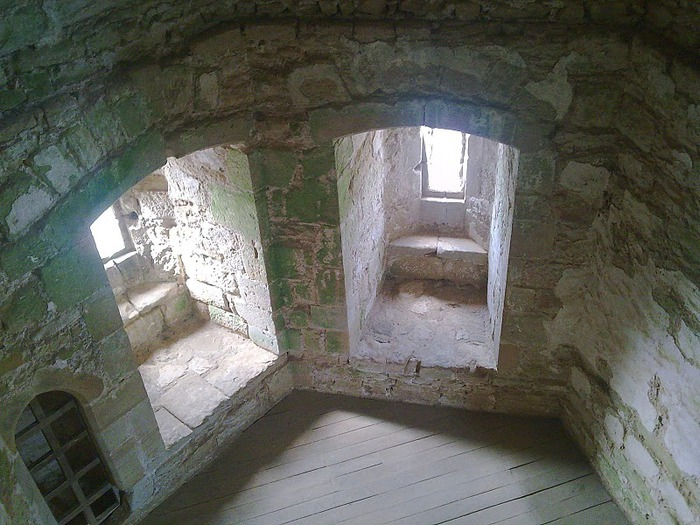 Замок Бодиам (Bodiam) - Графство Сассекс 87985