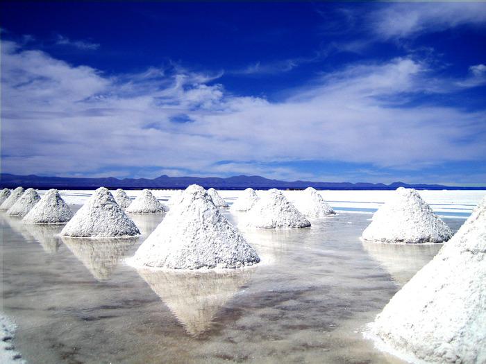 Солончак Уюни - Salar de Uyuni - Боливия 96168