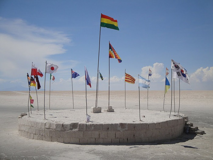 Солончак Уюни - Salar de Uyuni - Боливия 19037