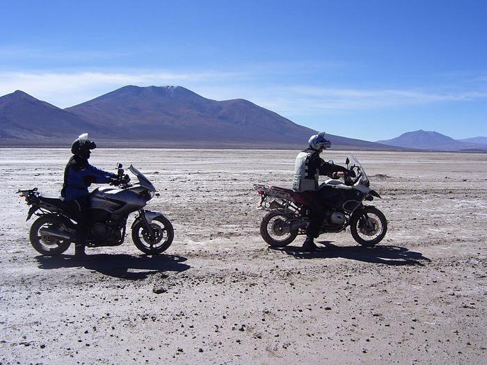Солончак Уюни - Salar de Uyuni - Боливия 52915