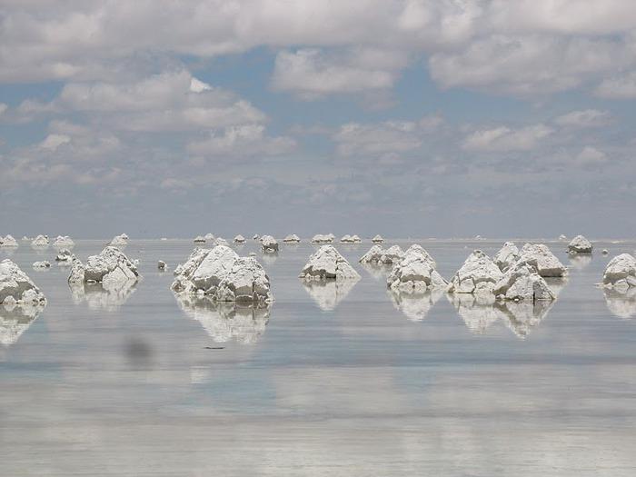 Солончак Уюни - Salar de Uyuni - Боливия 58999